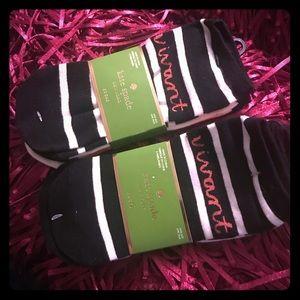 🆕 Kate Spade 🌺 Vivant no show socks 6️⃣ pairs🌺